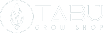 Logo Tabú Grow Shop Footer 2021